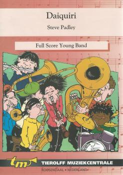Daiquiri for Young Band (5-part) - Steve Padley