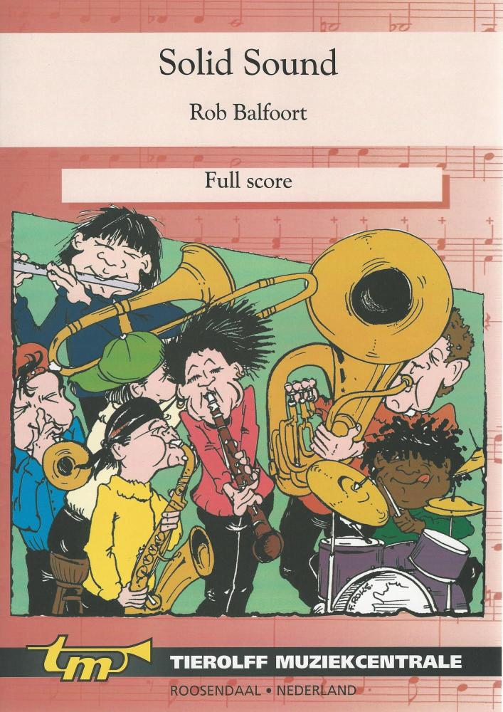Solid Sound for Young Band (5 part) - Rob Balfoort