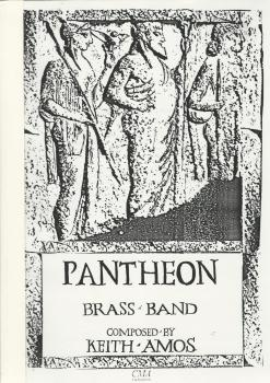 Pantheon for Brass Band - Keith Amos