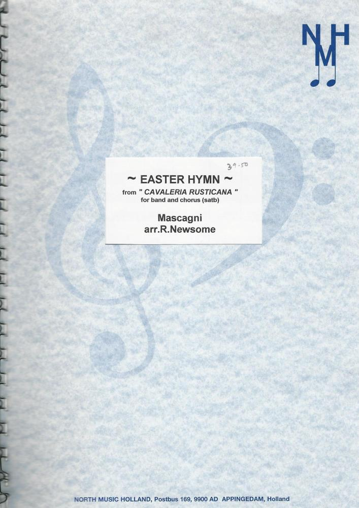 Easter Hymn from Cavaleria Rusticana for Brass Band and Chorus - Mascagni,