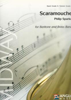 Scaramouche for Baritone and Brass Band - Philip Sparke