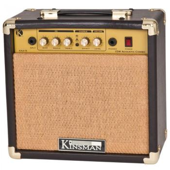 Kinsman 15W Acoustic Amplifier with Chorus