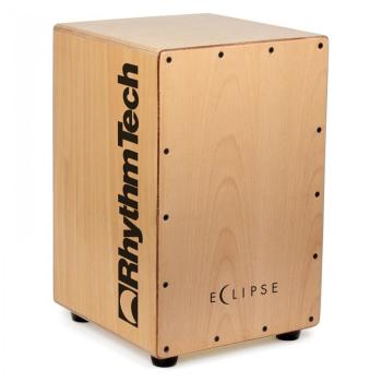 Rhythm Tech Eclipse Cajon - Natural Finish