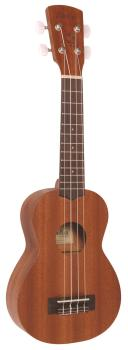 Vintage Laka Soprano Mahogany Electro Acoustic