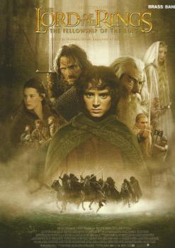 Lord of the Rings, The Fellowship of the Rings for Brass Band - Howard Shore, arr. Andrew Duncan