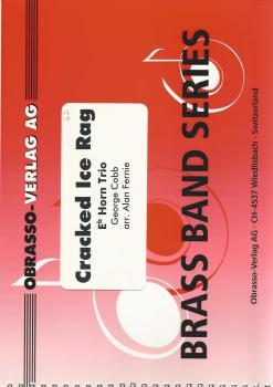 Cracked Ice Rag, Eb Horn Trio for Brass Band - George Cobb, arr. Alan Fernie