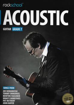 Rockschool Acoustic Guitar - Grade 7 (2016) (Book/Online Audio)