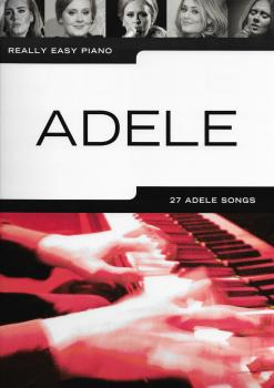Really Easy Piano: Adele (Updated Edition)