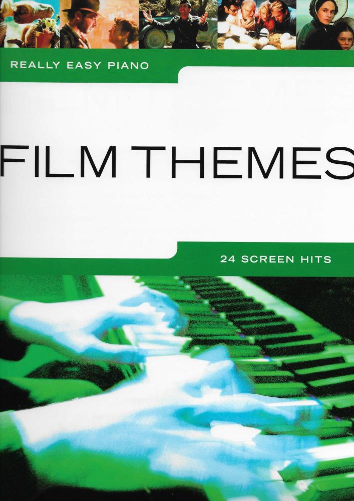 Really Easy Piano: Film Themes