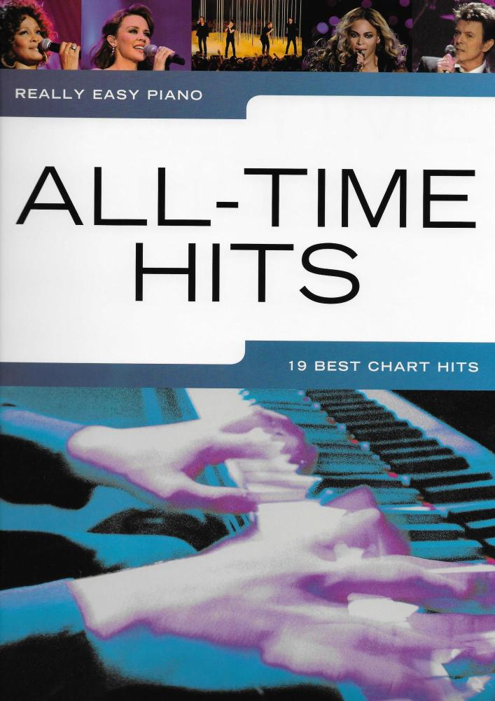 Really Easy Piano: All-Time Hits