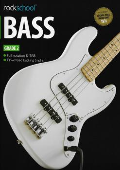 Rockschool Bass - Grade 2 (2012-2018) (Book/Download Card)