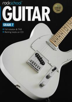 Rockschool Guitar - Grade 7 (2012-2018)