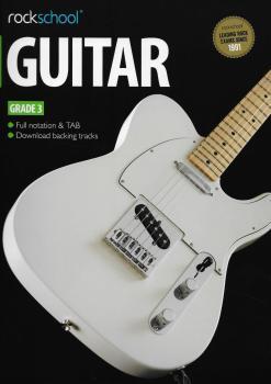 Rockschool Guitar - Grade 3 (2012-2018)