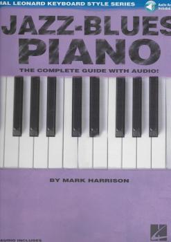 Jazz-Blues Piano (Book/Online Audio)