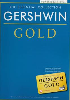 The Essential Collection: Gershwin Gold (Book/Online Audio)