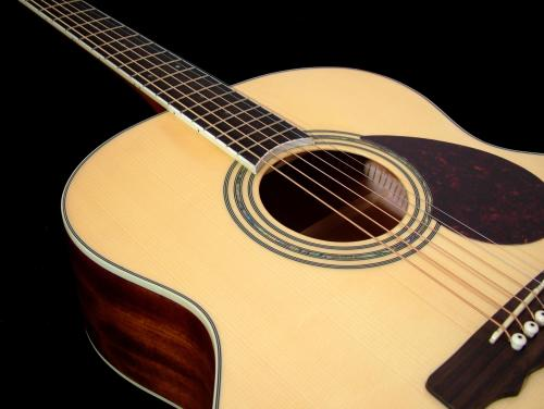 Adam Black J-5 Jumbo Series Natural Guitar