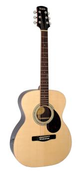 Adam Black O-6 Folk/Orchestral Acoustic Guitar