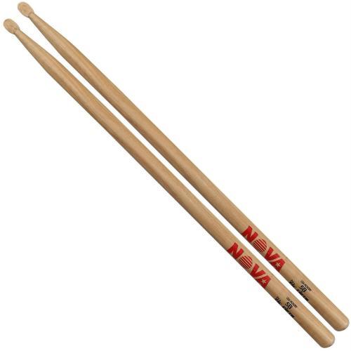 5B drumsticks with Nova Imprint