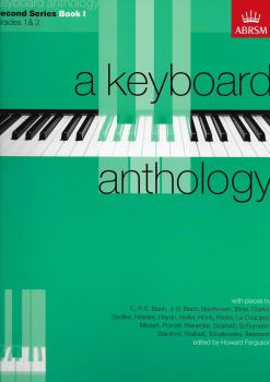A Keyboard Anthology: Second Series Book 1 - Grades 1/2