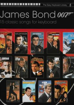 The Easy Keyboard Library: James Bond