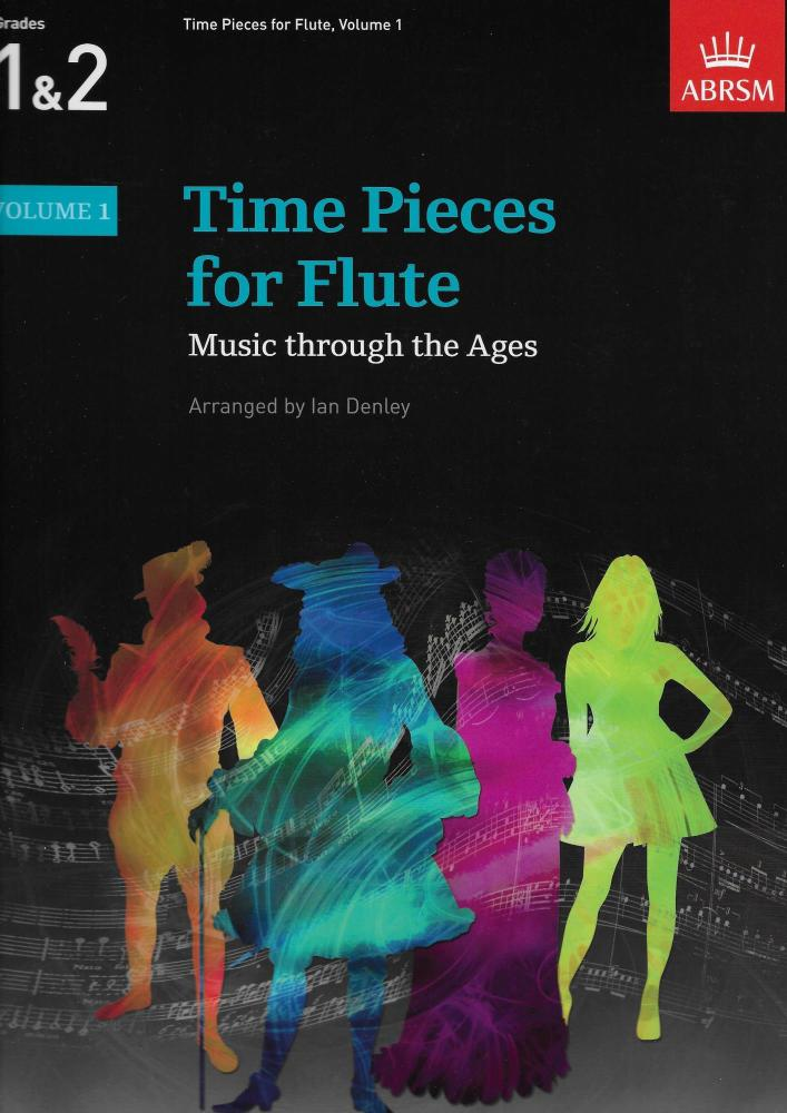 Time Pieces For Flute - Volume 1