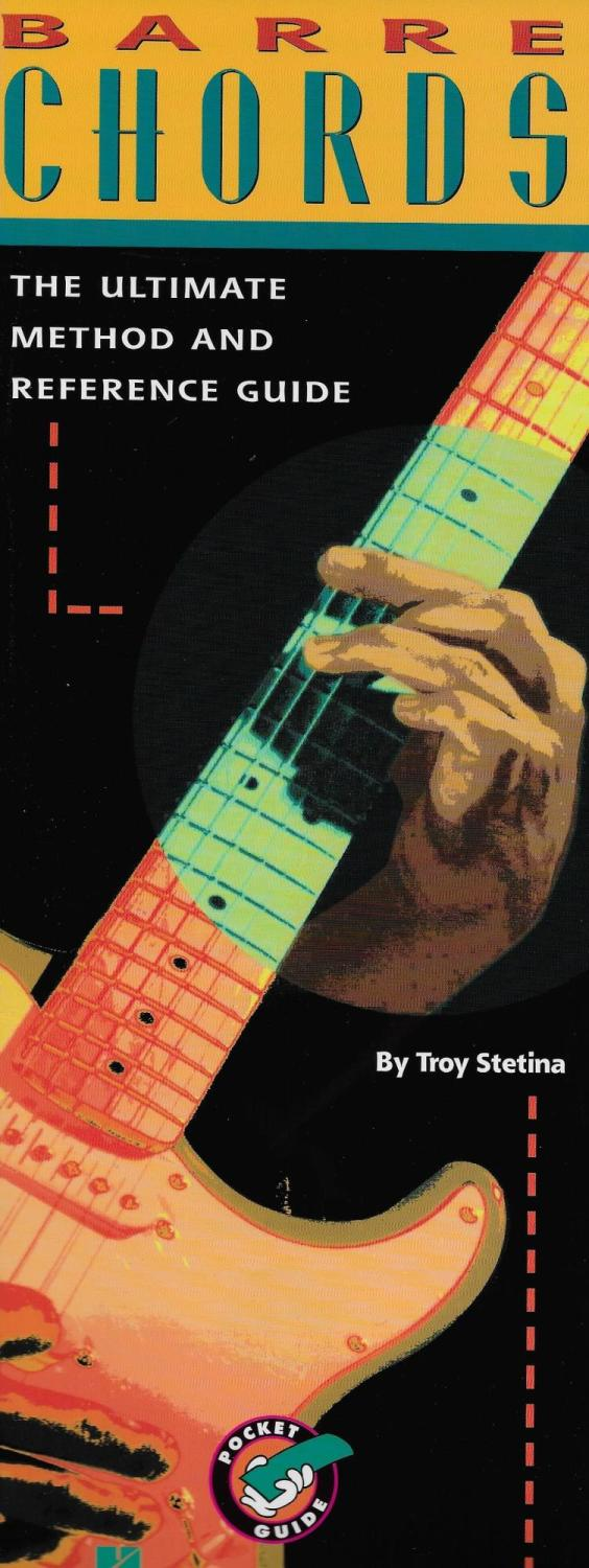 Troy Stetina: Barre Chords