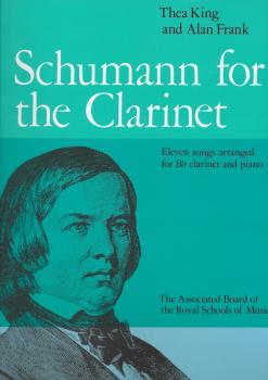ABRSM Schumann for the Clarinet