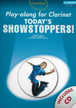 Guest Spot Playalong For Clarinet: Today's Showstoppers