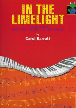 Carol Barratt: In The Limelight!