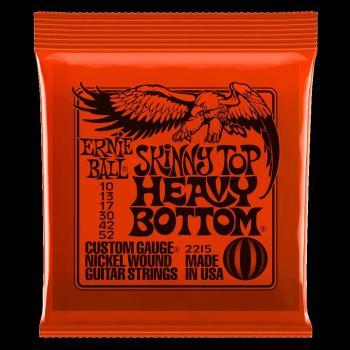 Ernie Ball Guitar Strings Skinny Top Heavy Bottom Slinky set 10-52