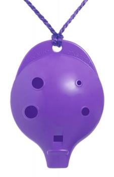 Ocarina Alto 6-hole Clam Purple *D