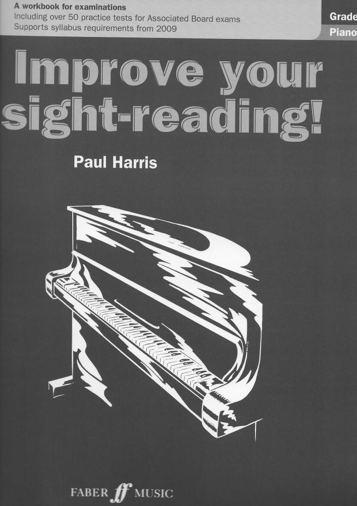 Paul Harris: Improve Your Sight-Reading! - Grade 7 Piano (2009 Edition)