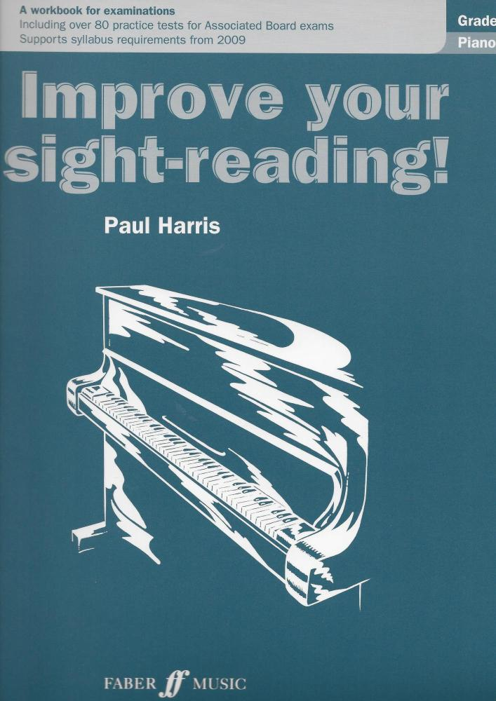 Paul Harris: Improve Your Sight-Reading! - Grade 6 Piano