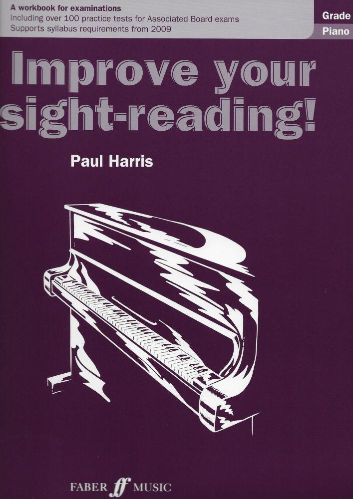 Paul Harris: Improve Your Sight-Reading! - Grade 4 Piano
