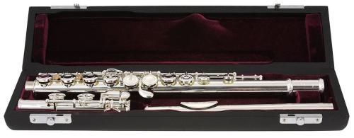 Trevor James TJ 31VF-HROE Virtuoso Flute (Open Hole, B-foot)