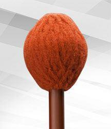 Mike Balter BB3-Red Yarn (Soft) Mallet -Balter Basics