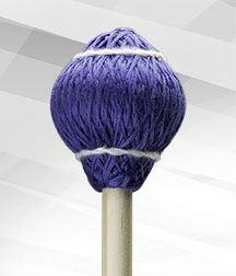 23-Blue Cord (Medium) Mallet - Pro Vibe Series