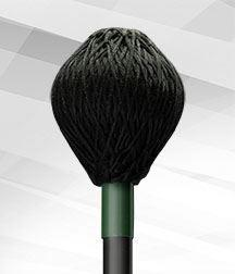 222-Green Trim (Medium Hard) Mallet - Shadow Series
