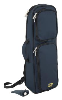 Tom & Will Trumpet Gig Bag in Blue and Black Trim