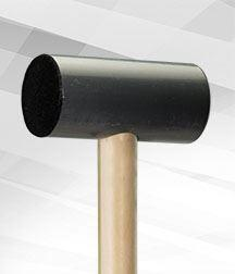 "Mike Balter CM2-1 1/2""  (Medium) Mallet - Tubular Bells"