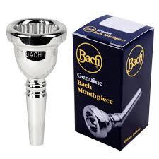 Vincent Bach Bass Trombone 1.25GM Mouthpiece