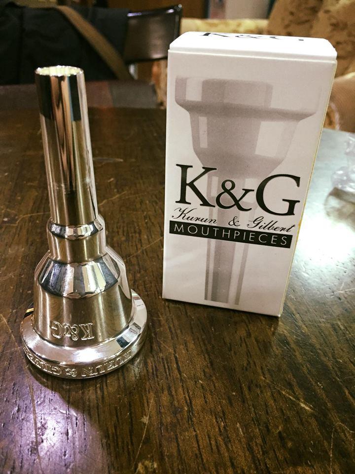 K&G Tuba Mouthpiece 7F