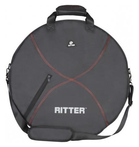 Ritter RDP2-C Cymbal Bag Black/Red
