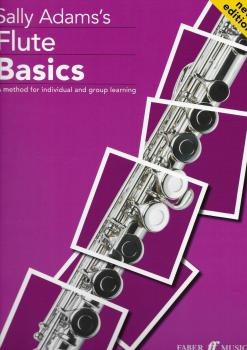 SALLY ADAMS: FLUTE BASICS FLT BOOK