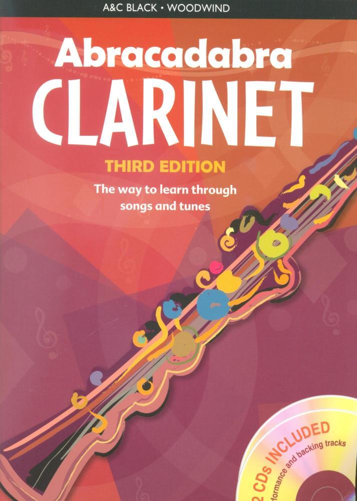 Abracadabra Clarinet - Third Edition (Book And 2 CDs)