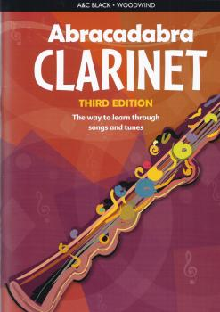 Abracadabra Clarinet - Third Edition