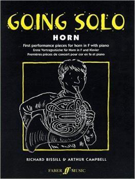 GOING SOLO HORN HN BOOK