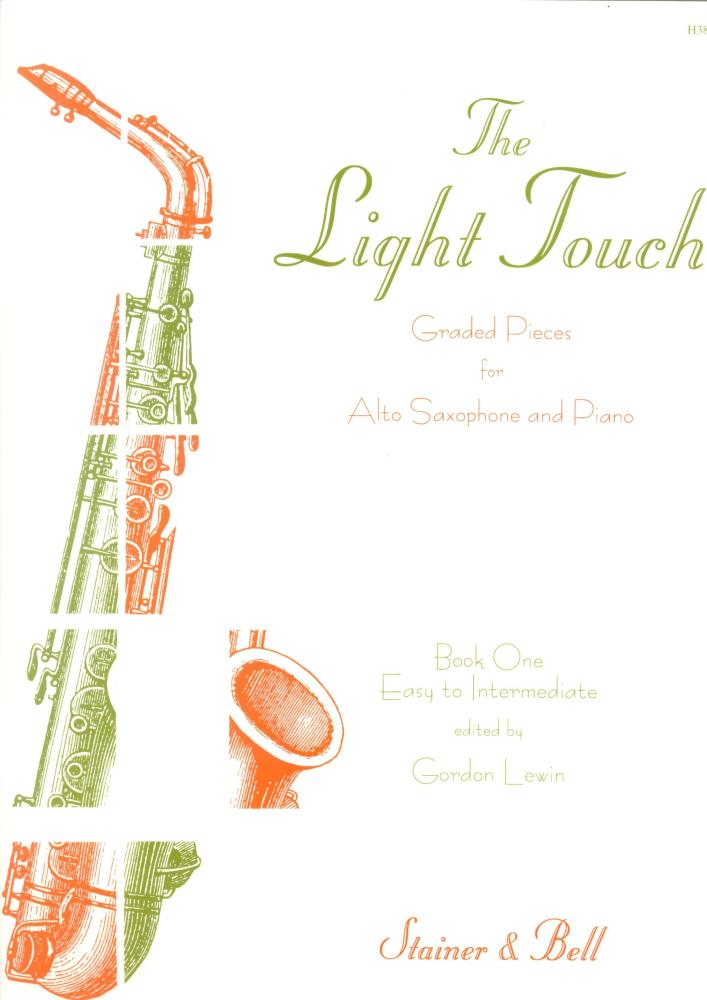 The Light Touch - Book 1 (Alto Saxophone)