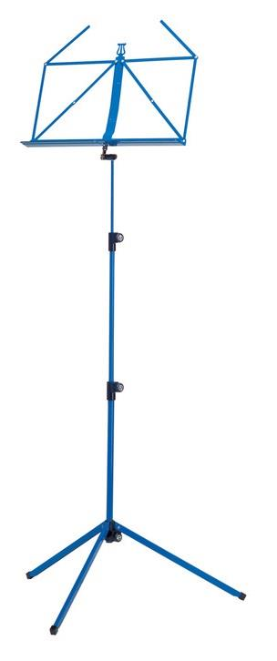 Konig & Meyer Folding Music Stand Colour - Blue