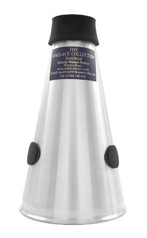 Wallace Bass Trombone Compact Practice Mute